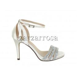 Svadobné sandaliky Angustias