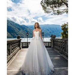 Svadobné šaty ALIS